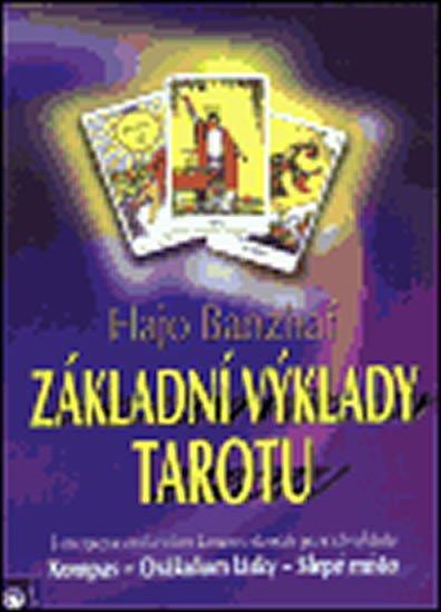 Banzhaf Hajo: Základní výklady tarotu