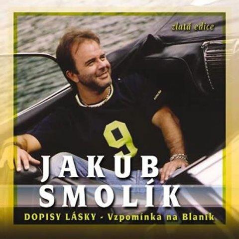 neuveden: Jakub Smolík - Dopisy lásky - vzpomínka na Blaník - CD