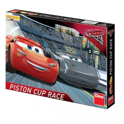 Disney Walt: Auta 3 - Piston Cup Race - hra