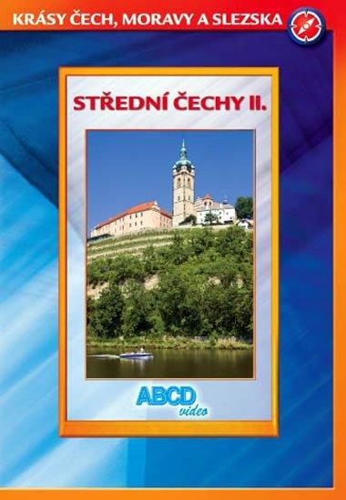 neuveden: Střední Čechy - Krásy Č,M,S - DVD