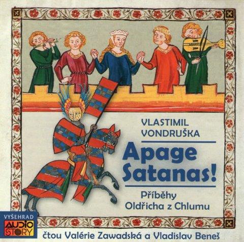 Vondruška Vlastimil: Apage satanas - CDmp3