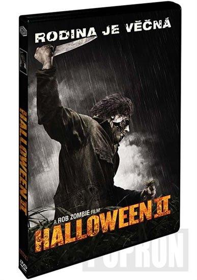 neuveden: Halloween 2 - DVD