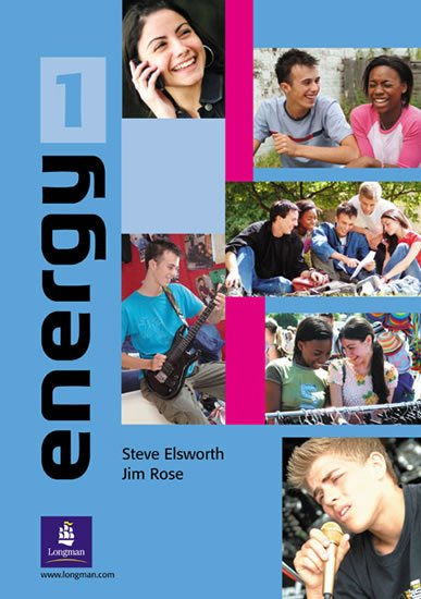 Elsworth Steve: Energy 1 Students´ Book plus notebook