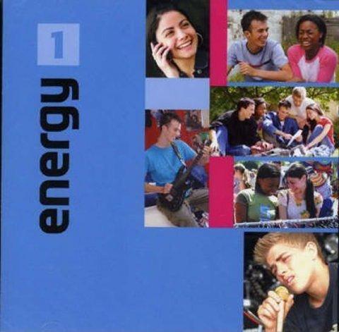 Elsworth Steve: Energy 1 Class CD 1-2