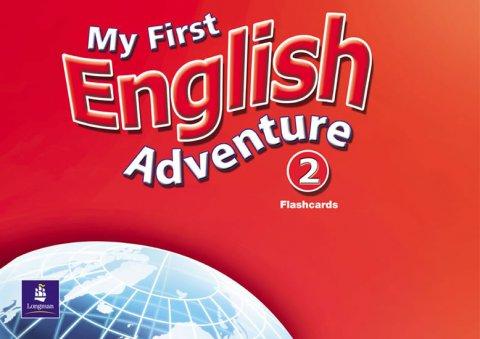 Musiol Mady: My First English Adventure 2 Flashcards