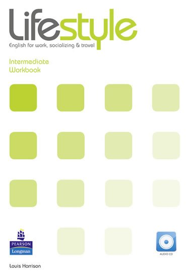 Harrison Louis: Lifestyle Intermediate Workbook w/ CD Pack