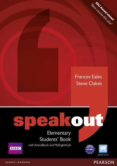 Eales Frances: Speakout Elementary Students´ Book w/ DVD/Active Book/MyEnglishLab Pack