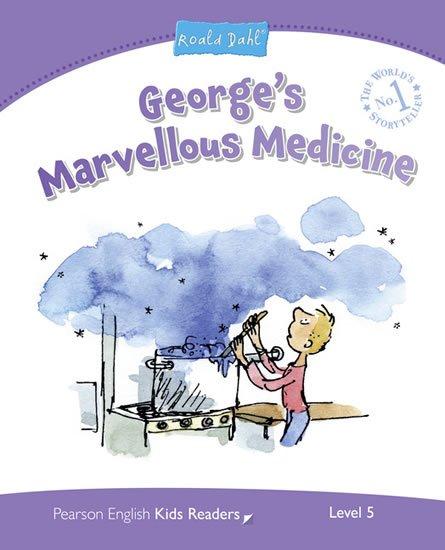 Hopkins Andrew: PEKR | Level 5: George´s Marvellous Medicine