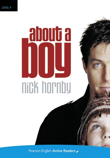 Hornby Nick: PEAR | Level 4: About a Boy Bk/Multi-ROM with MP3 Pack