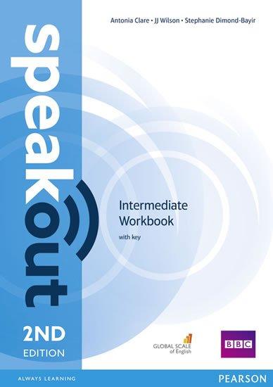 Dimond-Bayer Stephanie: Speakout 2nd Edition Intermediate Workbook w/ key