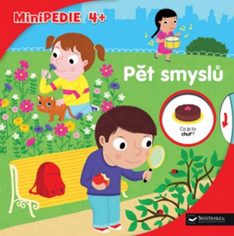 neuveden: Minipedie 4+ Pět smyslů