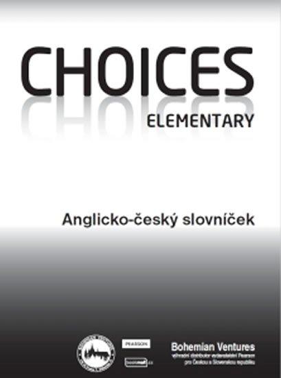 neuveden: Choices ELE slovníček CZ