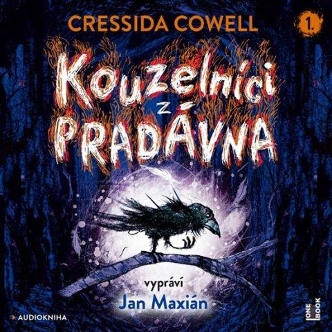 Cowellová Cressida: Kouzelníci z pradávna - CDmp3 (Čte Jan Maxián)