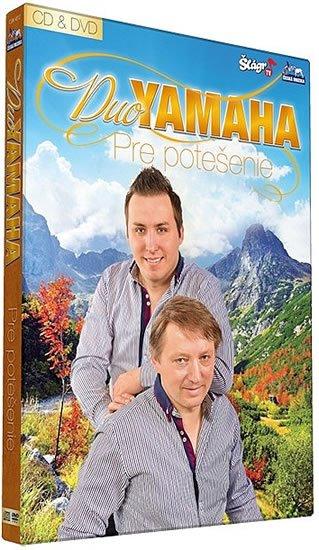 neuveden: Duo Yamaha - Pre potěšenie - CD+DVD