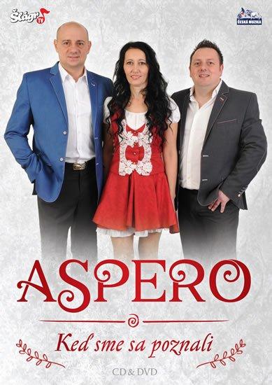 neuveden: Aspero - Keď sme sa poznali - CD + DVD