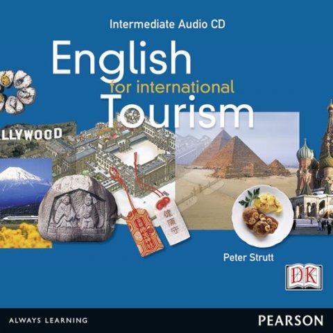 Strutt Peter: English for International Tourism Intermediate Class CD 1-2
