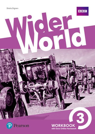 Dignen Sheila: Wider World 3 Workbook w/ Extra Online Homework Pack
