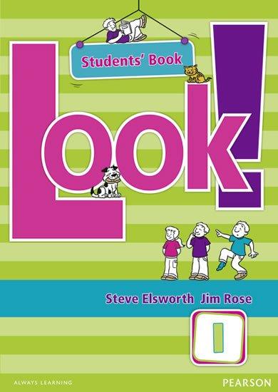 Elsworth Steve: Look! 1 Students´ Book