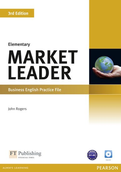 Rogers John: Market Leader 3rd Edition Elementary Practice File w/ CD Pack