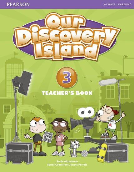 Altamirano Annie: Our Discovery Island 3 Teacher´s Book plus PIN code