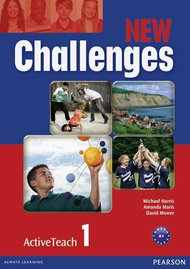 kolektiv autorů: New Challenges 1 Active Teach
