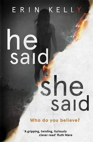 Kelly Erin: He Said/She Said