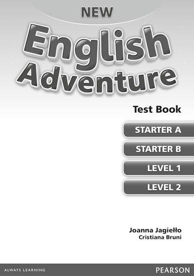 Jagiello Joanna: New English Adventure Tests