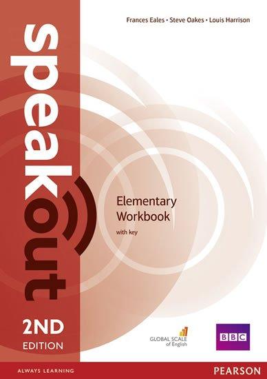 Harrison Louis: Speakout 2nd Edition Elementary Workbook w/ key