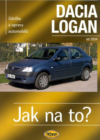 Russek Peter: Dacia Logan od 2004 - Jak na to? 102.