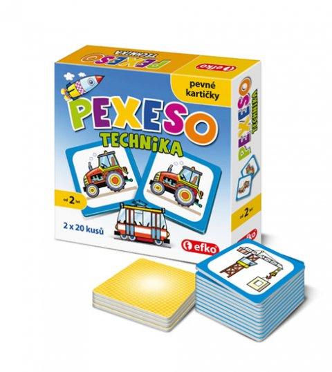 neuveden: Pexeso: Technika/BABY