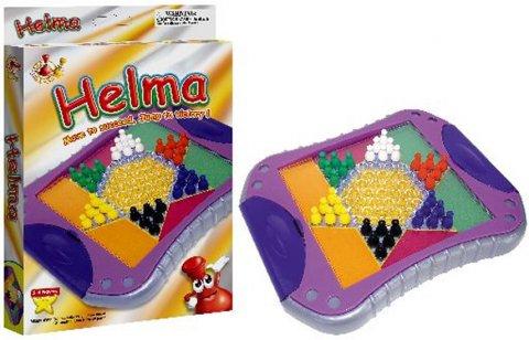 neuveden: Helma - cestovní hra