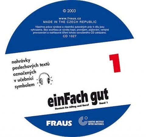 neuveden: einFach gut 1 - CD /1ks/