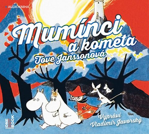 Janssonová Tove: Mumínci a kometa - CDmp3