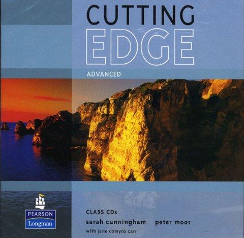 Cunningham Sarah, Moor Peter: New Cutting Edge Advanced Class CD