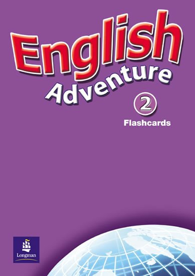 Worrall Anne: English Adventure 2 Flashcards