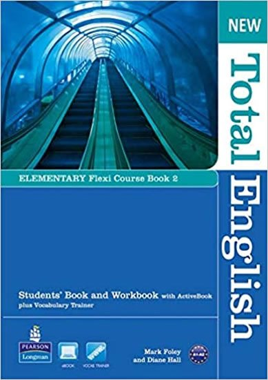 Hall Diane: New Total English Elementary Flexi Coursebook 2 Pack
