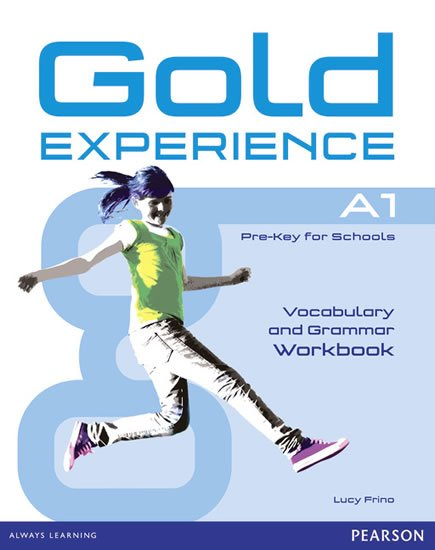 Frino Lucy: Gold Experience A1 Workbook no key
