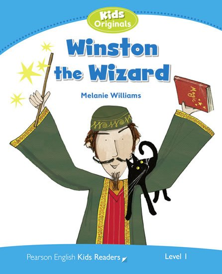 Williams Melanie: PEKR | Level 1: Winston the Wizard