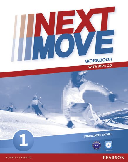 Covill Charlotte: Next Move 1 Workbook w/ MP3 Audio Pack