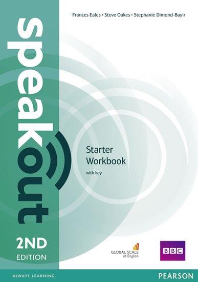 Eales Frances: Speakout 2nd Edition Starter Workbook w/ key