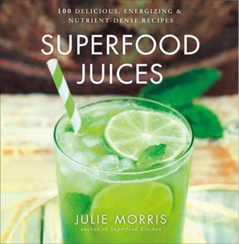 Morris Julie: Superfood Juices