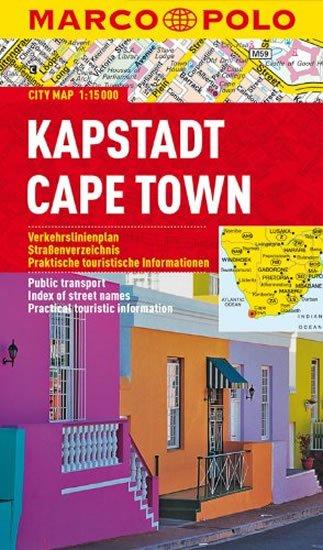 neuveden: Kapské město - lamino  MD  1:15