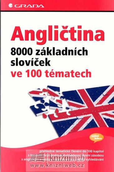 Hofmann H.G.,Hofmann M.: Angličtina - 8000 základních slovíček