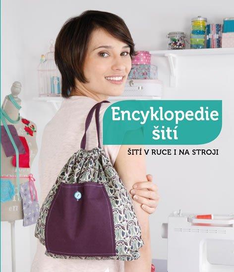 neuveden: Encyklopedie šití - Lekce krok za krokem (38 modelů)