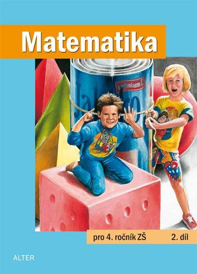 kolektiv autorů: Matematika pro 4. ročník ZŠ 2. díl