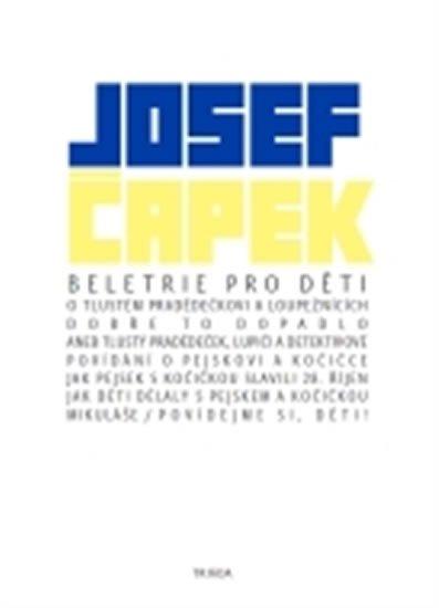 Čapek Josef: Beletrie pro děti
