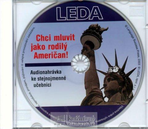 Gillett Amy: Chci mluvit jako rodilý Američan! - CD
