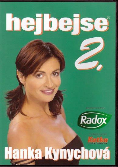 Kynychová Hanka: Hejbejse 2 - DVD