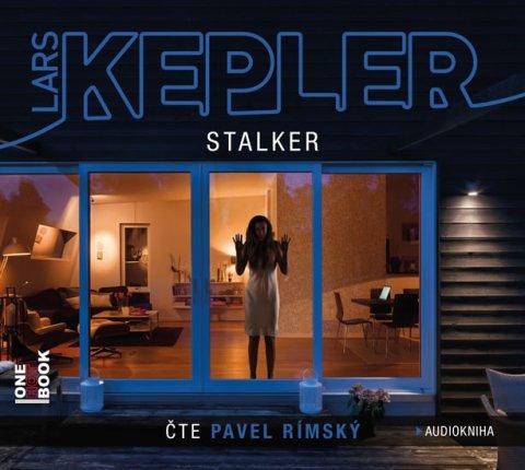 Kepler Lars: Stalker - CDmp3 (Čte Pavel Rímský)