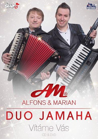 neuveden: Duo Jamaha - Vítáme vás - CD + DVD